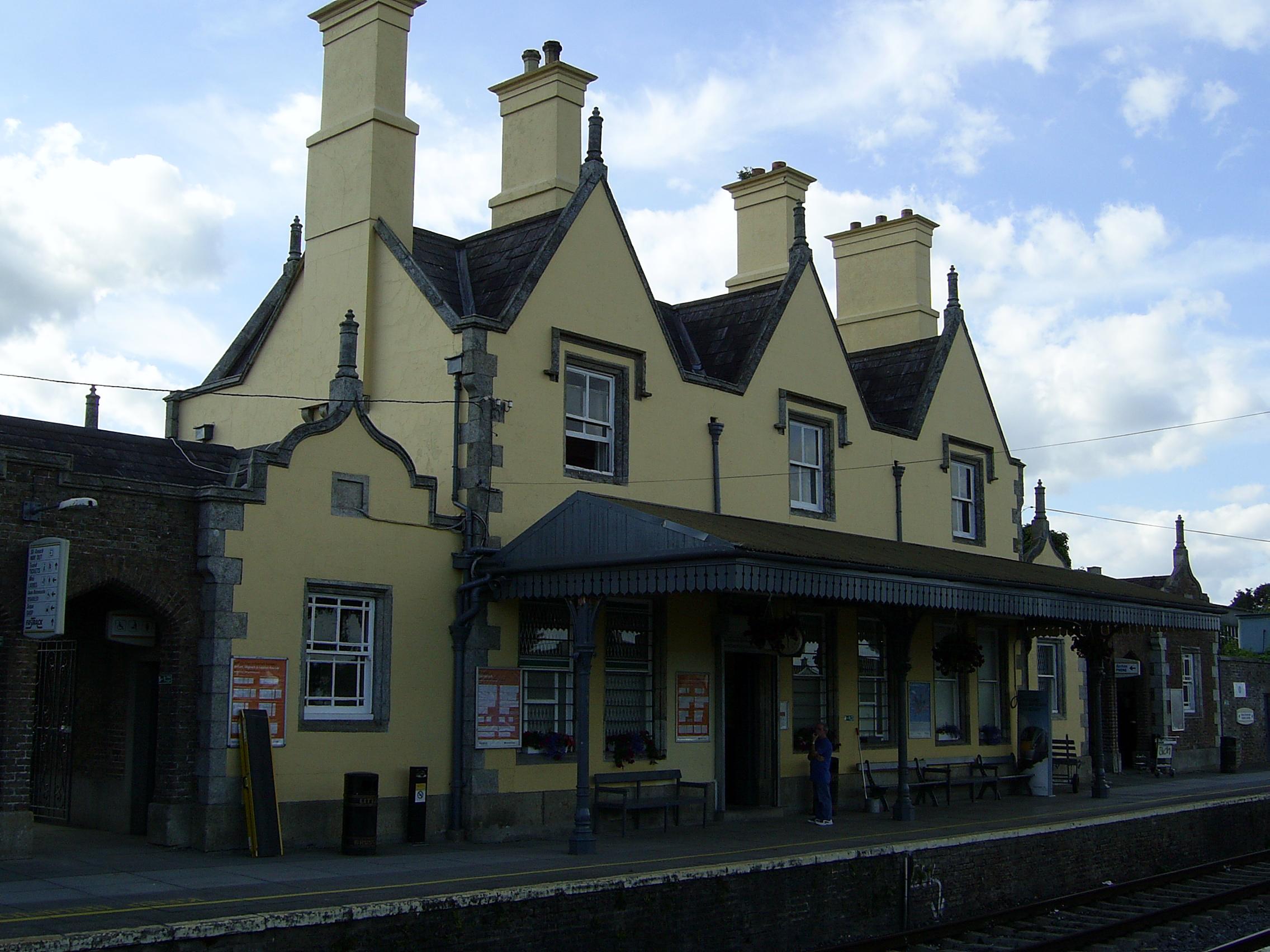 carlow railway station