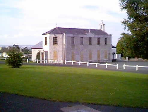The Lodge Mount Merrion House