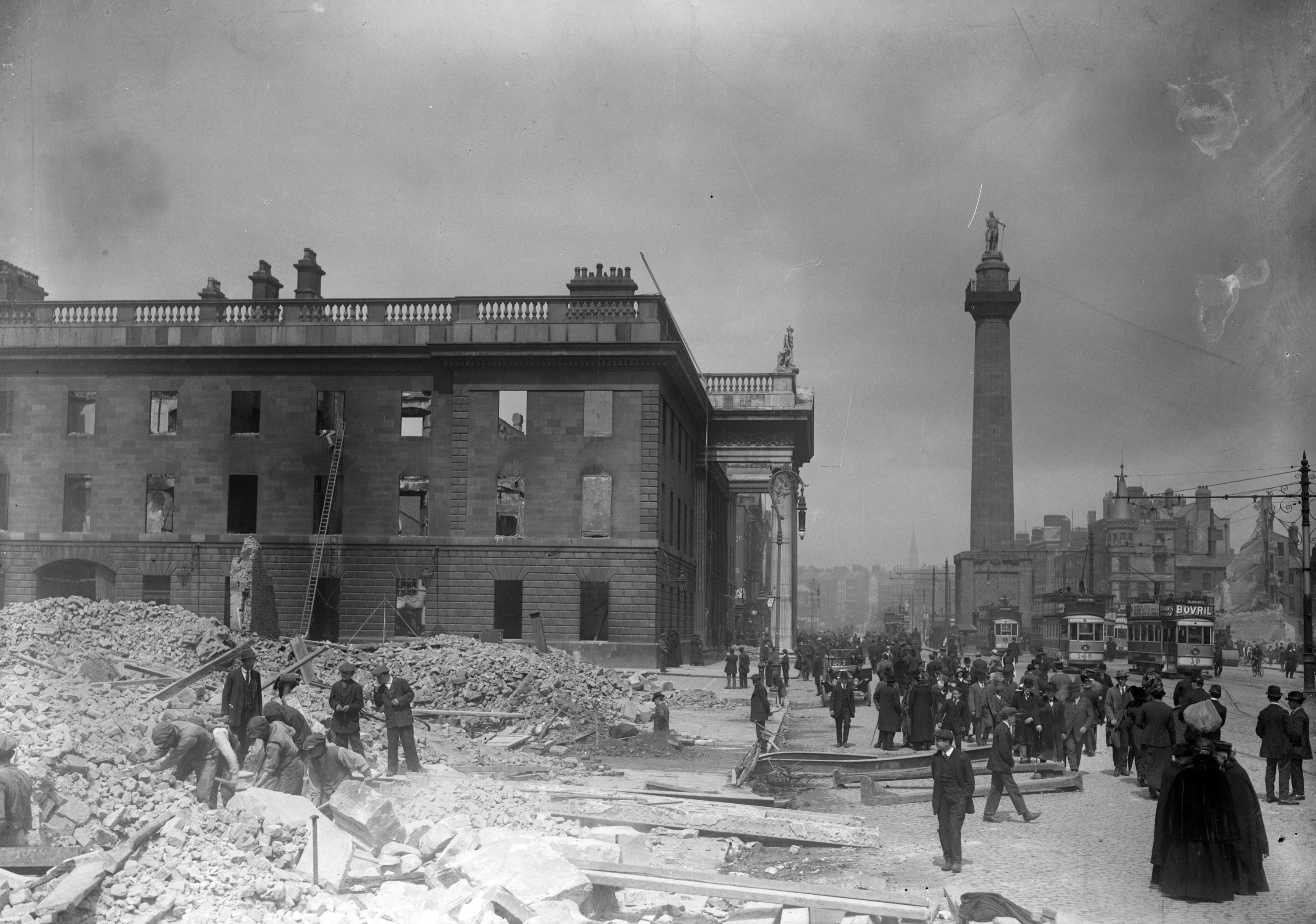 1916 rising The gpo and the easter rising, keith jeffery, 2006 see review, the spectator, 6  may 2006 mentions the o'rahilly rebels - the irish uprising of 1916, peter.