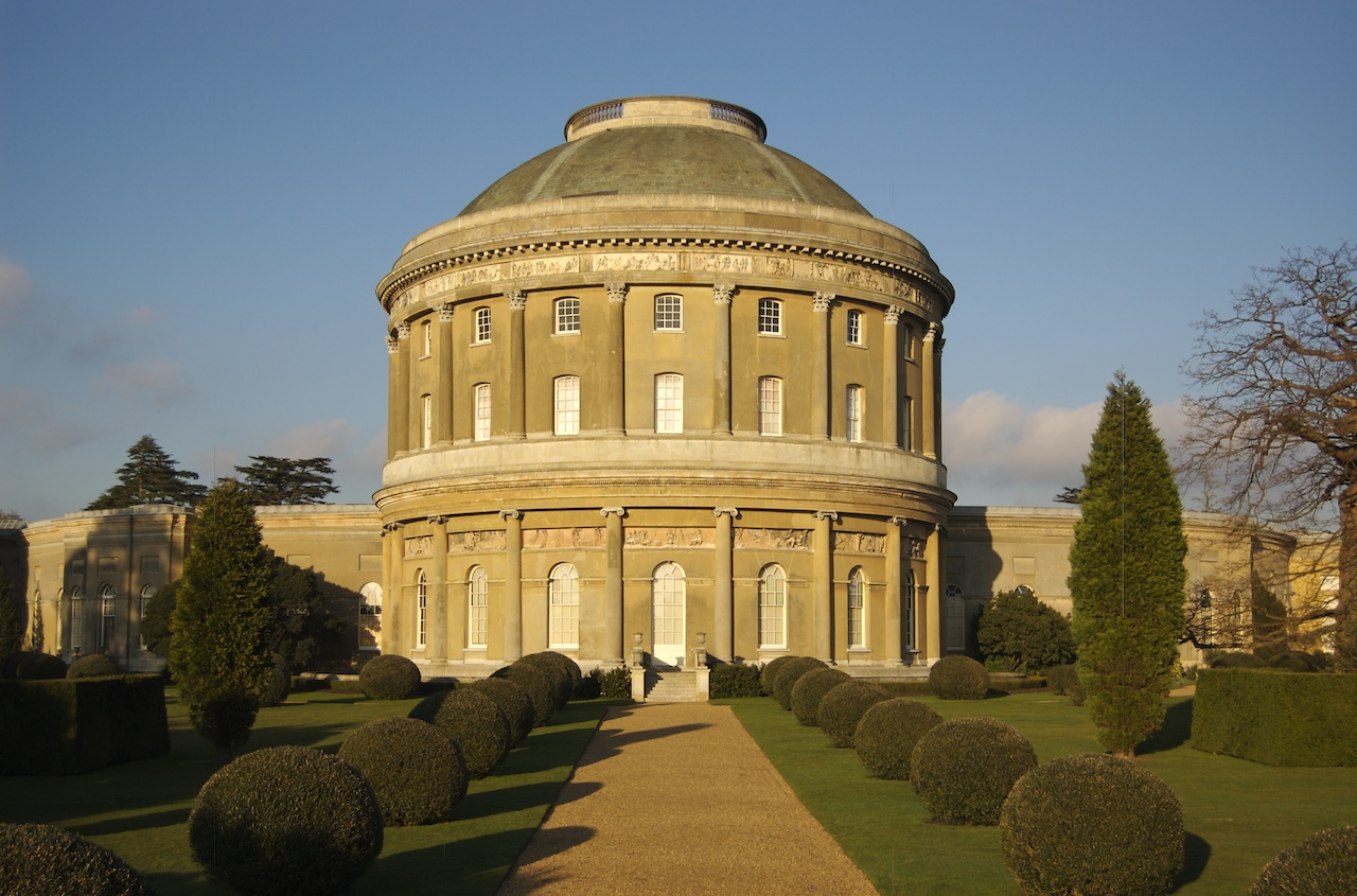ickworth house  suffolk