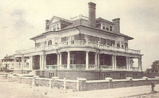 Edward Wren S House At The Beach In Rockaway New York